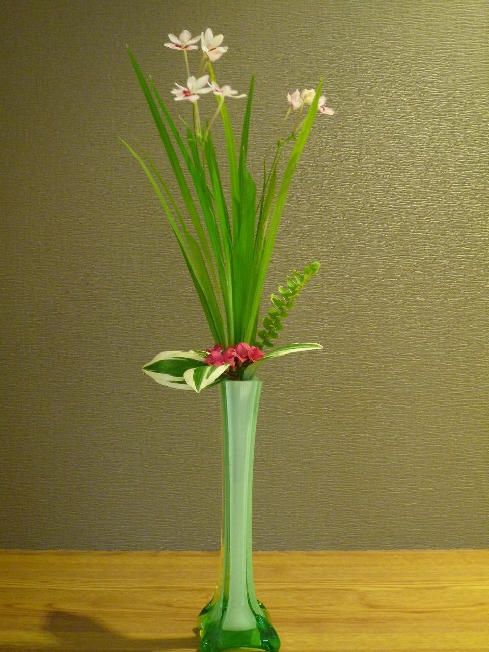 久保さんのお花2